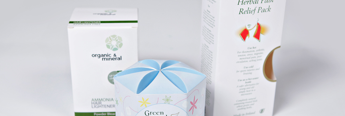 product packaging printing dublin