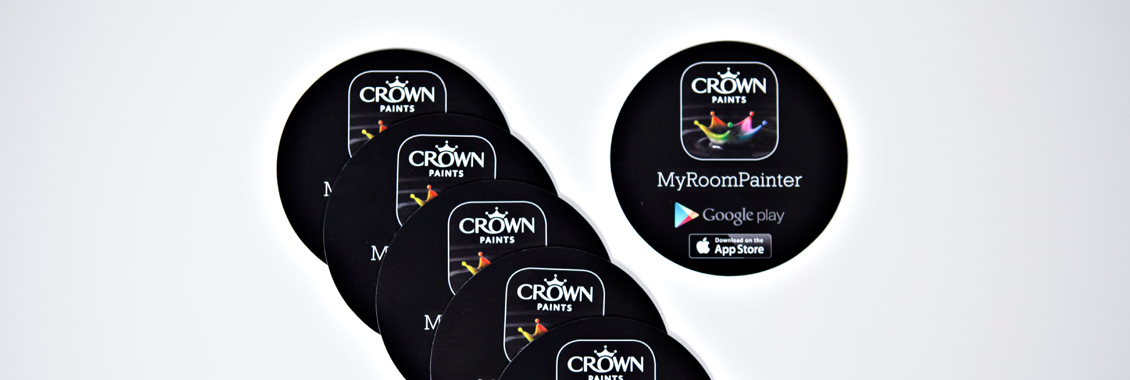 print services for crown paints
