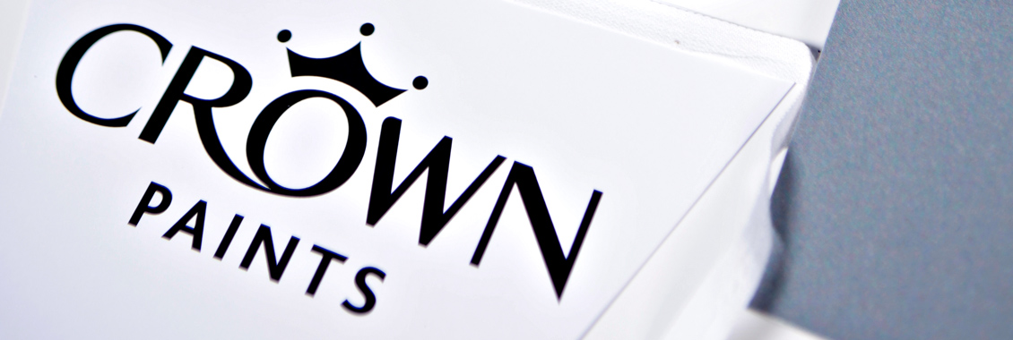 print project for crown paints