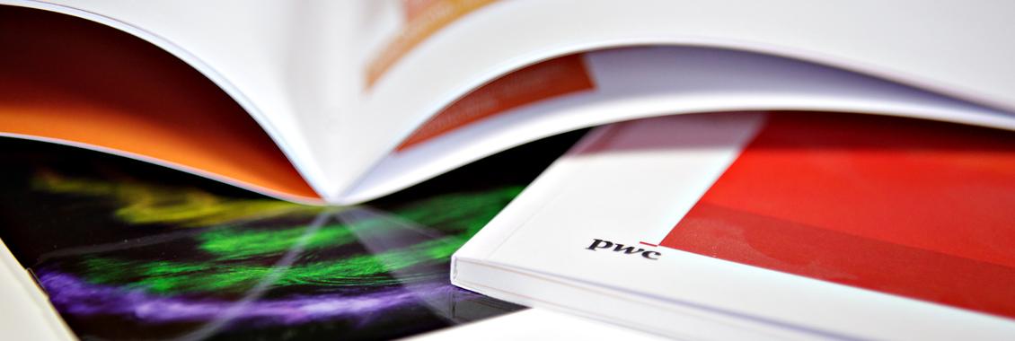 pwc print campaign by doggett print