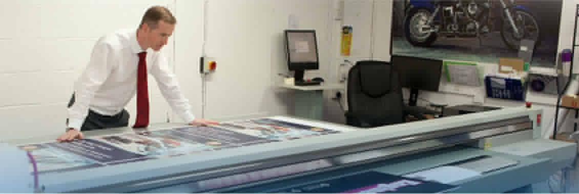 Large Format Printing Image